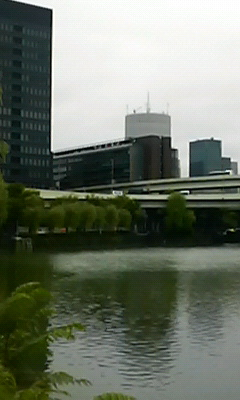 九段→東京駅